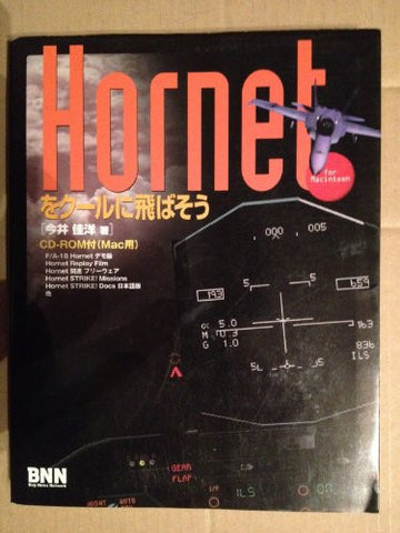 Image for Hornet Strategy Guide Book Macintosh W/Cd