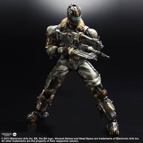 Image 3 for Dead Space 3 - Isaac Clarke - Play Arts Kai (Square Enix)