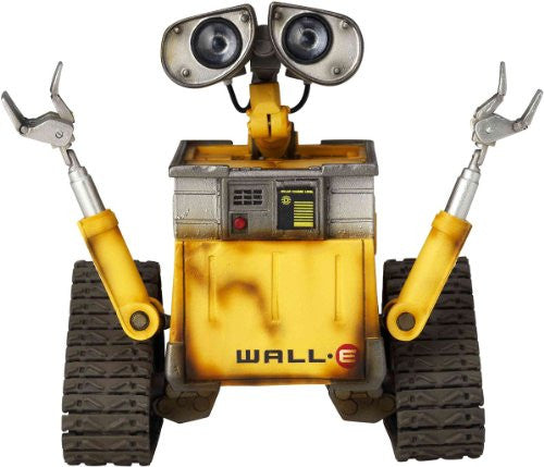 Image 3 for WALL-E - Revoltech - Revoltech Pixar Figure Collection - 2 (Kaiyodo Pixar The Walt Disney Company)