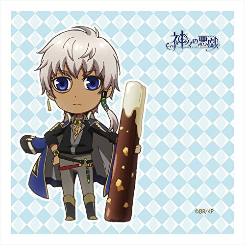 Image 1 for Kamigami no Asobi - Ludere deorum - Thoth Caduceus - Mini Towel - Towel (Contents Seed)