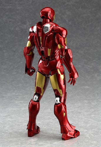 Image 5 for The Avengers - Iron Man Mark VII - Figma #217 (Good Smile Company, Max Factory)