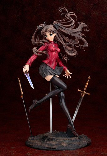 Image 7 for Fate/stay Night Unlimited Blade Works - Tohsaka Rin - 1/7 (Good Smile Company)