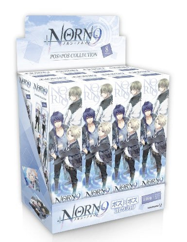 Image 1 for NORN9 Norn+Nonette - Touya Masamune - NORN9 Norn+Nonette Pos x Pos Collection - Pos x Pos Collection - Stick Poster (Media Factory)