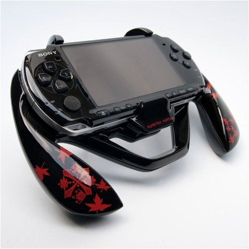 Image 8 for Monster Hunter Portable 3rd Hunting Grip S (Hunter Black)