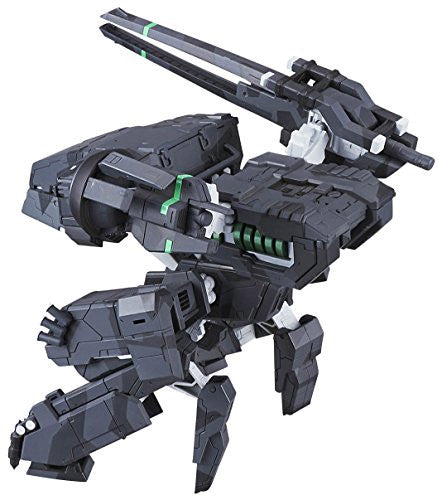 Image 5 for Metal Gear Solid - Liquid Snake - Metal Gear Rex - Solid Snake - Variable Action D-SPEC - Black.Ver, Miyazawa Model Limited Edition (MegaHouse)