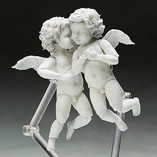 Image 2 for Figma #SP-076 - The Table Museum - Angel Statues (FREEing)