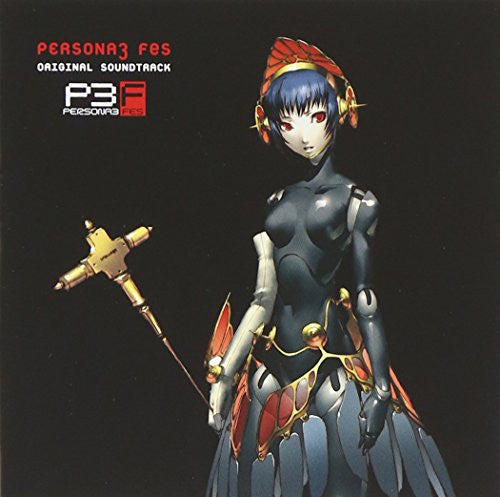 Image 1 for PERSONA3 FES ORIGINAL SOUNDTRACK