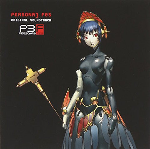 Image for PERSONA3 FES ORIGINAL SOUNDTRACK