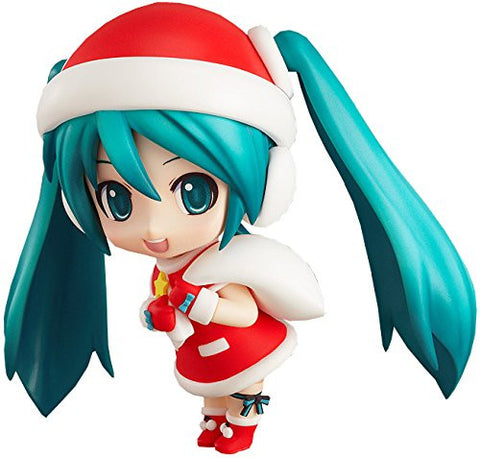 "Vocaloid - Hatsune Miku - Good Smile Kuji - Good Smile Kuji ""Hatsune Miku 2012 Winter Ver."" - Nendoroid #280 - Santa Ver."