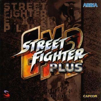 Image 1 for Street Fighter EX2 Plus Original Soundtrack