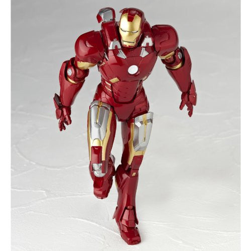 Image 4 for The Avengers - Iron Man Mark VII - Legacy of Revoltech LR-041 - Revoltech - Revoltech SFX #42 (Kaiyodo)
