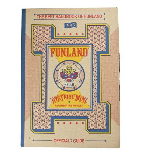 Image 6 for Hysteric Mini Funland   Book Plus Bag And Case