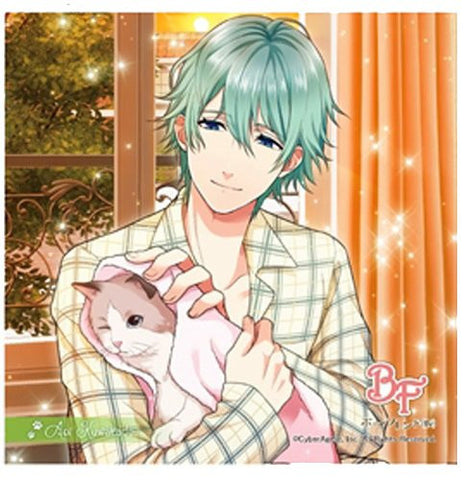 Image for Boyfriend (Kari) - Kuwakado Aoi - Mini Towel - Petite Towel (Ensky)