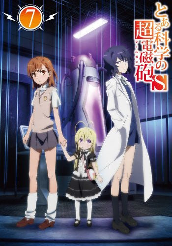 Image 2 for Toaru Kagaku No Railgun S Vol.7 [Limited Edition]