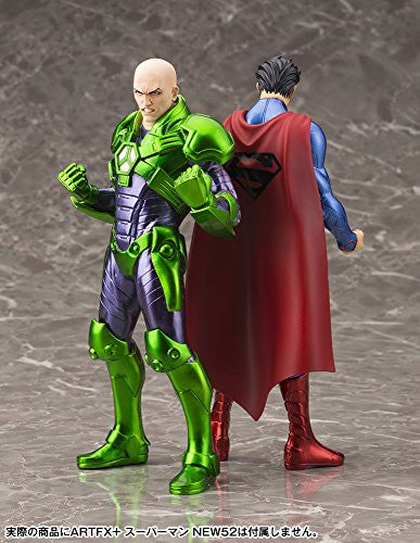 Image 3 for DC Universe - Superman - Lex Luthor - ARTFX+ - DC Comics New 52 ARTFX+ - 1/10 (Kotobukiya)