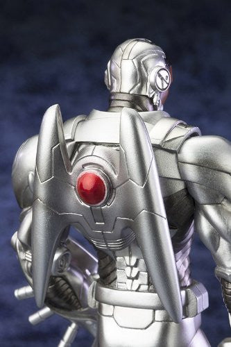 Image 11 for Justice League - Cyborg - DC Comics New 52 ARTFX+ - 1/10 (Kotobukiya)