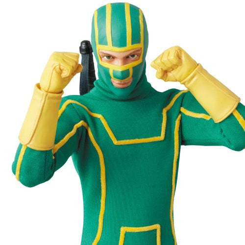 Image 4 for Kick-Ass 2 - Kick-ass - Real Action Heroes #674 - 1/6 (Medicom Toy)