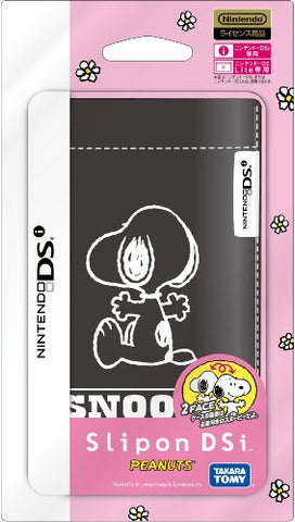 Image for Slipon DSi Peanuts (Black)