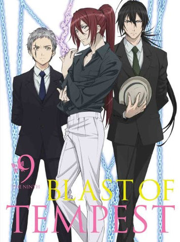 Image for Zetsuen No Tempest / Blast Of Tempest 9 [Blu-ray+CD Limited Edition]