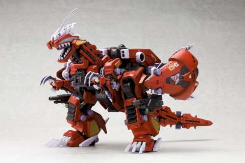 Image 1 for Zoids - EZ-034 Geno Breaker - Highend Master Model - 1/72 - Raven custom (Kotobukiya)