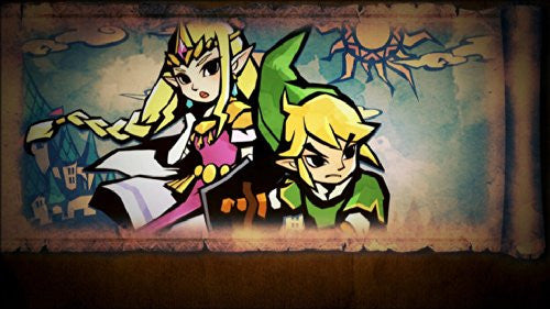 Zelda Musou Hyrule Warriors [Treasure Box]
