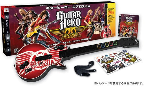 Image for Guitar Hero: Aerosmith Bundle
