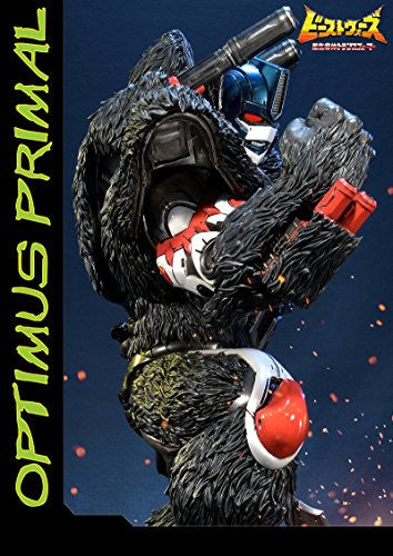 Image 8 for Beast Wars - Optimus Primal - Premium Masterline PMTFBW-01 (Prime 1 Studio)