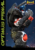 Thumbnail 8 for Beast Wars - Optimus Primal - Premium Masterline PMTFBW-01 (Prime 1 Studio)