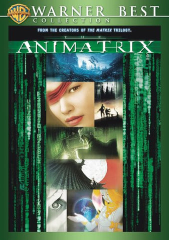 Image for The Animatrix Special Edition