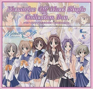 Image for Memories Off Maxi Single Collection Vol.6 To Become a Star / Minamo Ibuki with Collection Box