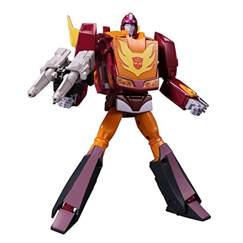 Image 6 for Transformers 2010 - Hot Rodimus - The Transformers: Masterpiece MP-40 - Targetmaster Hot Rodimus (Takara Tomy)