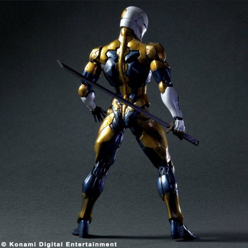 Image 5 for Metal Gear Solid - Cyborg Ninja - Play Arts Kai (Square Enix)