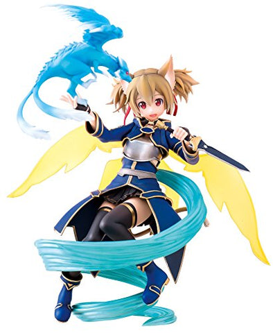 Image for Sword Art Online II - Pina - Silica - 1/8 - ALO ver. (Aoshima, FunnyKnights)
