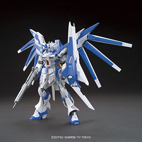 Image for Gundam Build Fighters Amazing - RX-93-ν-2 Hi-v Gundam Vrabe - HGBF #029 - 1/144 (Bandai)