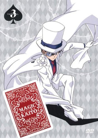Image for Magic Kaito Vol.3