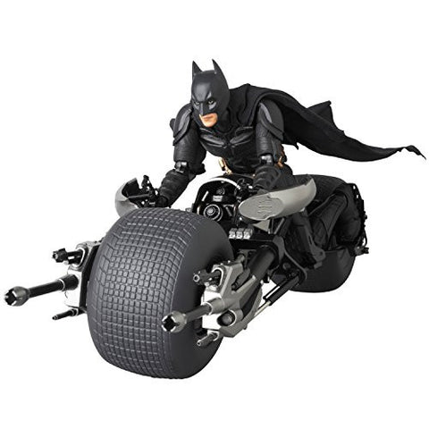 Image for The Dark Knight - Batpod - Mafex #8 - 1/12 (Medicom Toy)