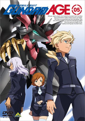 Image for Mobile Suits Gundam Age Vol.5