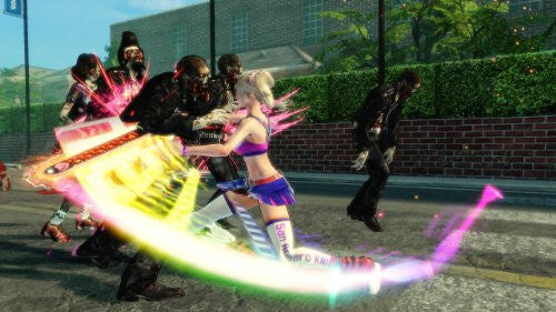 Image 3 for Lollipop Chainsaw Premium Edition (Uncensored & Dual-language audio option)