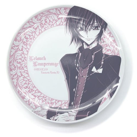 Image for Code Geass - Hangyaku no Lelouch - Lelouch Lamperouge - Plate (Cospa Sunrise)
