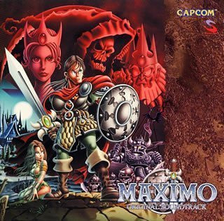 Image 1 for Maximo Original Soundtrack