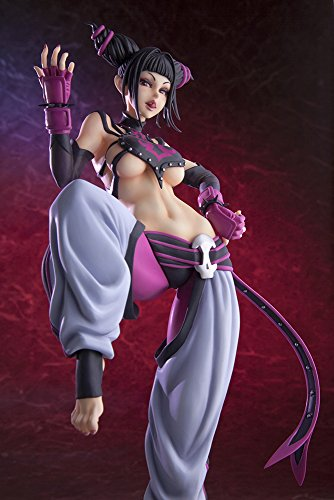 Image 11 for Super Street Fighter IV - Han Juri - Bishoujo Statue - Street Fighter x Bishoujo - 1/7 (Kotobukiya)
