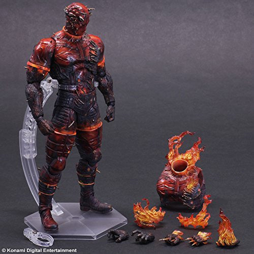 Image 8 for Metal Gear Solid V: The Phantom Pain - Man On Fire - Play Arts Kai (Square Enix)