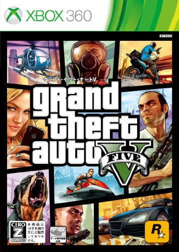 Image 1 for Grand Theft Auto V [Best Price Version]