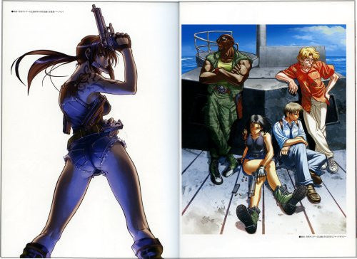 Image 4 for Black Lagoon   Barrage   Rei Hiroe Artworks