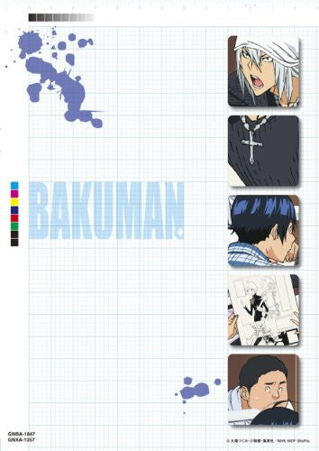 Image 2 for Bakuman 7 [Blu-ray+CD Limited Edition]
