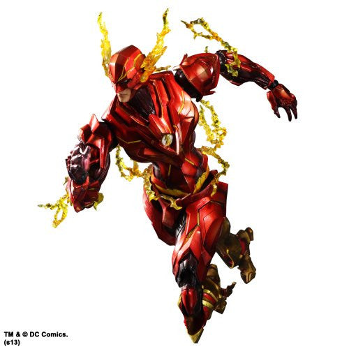 Image 1 for DC Universe - Flash - Play Arts Kai - Variant Play Arts Kai - Variant (Square Enix)