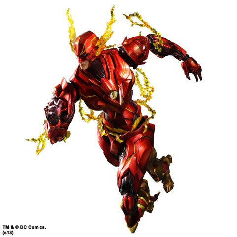 Image for DC Universe - Flash - Play Arts Kai - Variant Play Arts Kai - Variant (Square Enix)