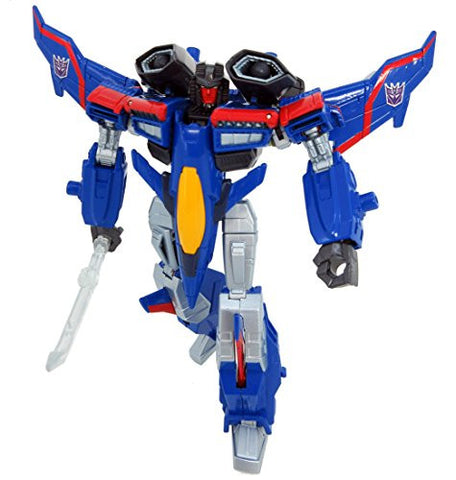 Image for Super Robot Lifeform Transformer: Legend of the Microns - Starscream - Transformers Legends LG18 - Super Mode (Takara Tomy)
