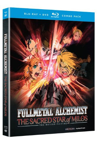 Image 1 for Fullmetal Alchemist: The Sacred Star of Milos