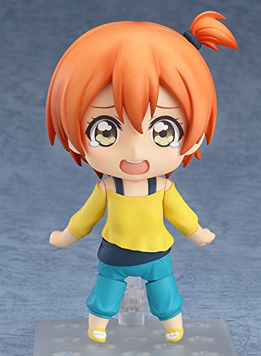Image 4 for Love Live! School Idol Project - Hoshizora Rin - Nendoroid #562 - Training Outfit Ver. (Good Smile Company)